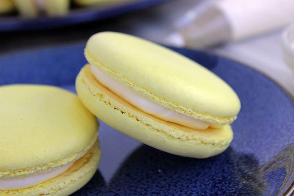 How To Make Italian Meringue Macarons Windy City Baker